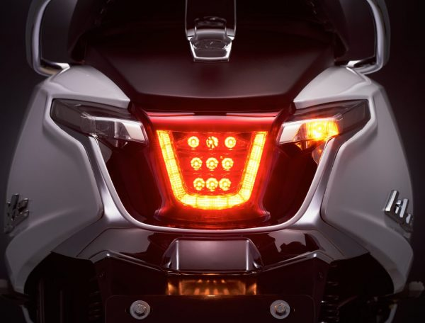 Kymco New Like Special Edition-3199