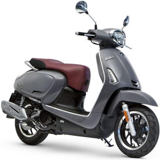 Kymco New Like Special Edition-0